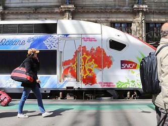 La SNCF commande de nouveaux TGV Océane