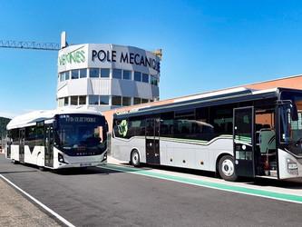 Iveco a participé aux RIVE 2021