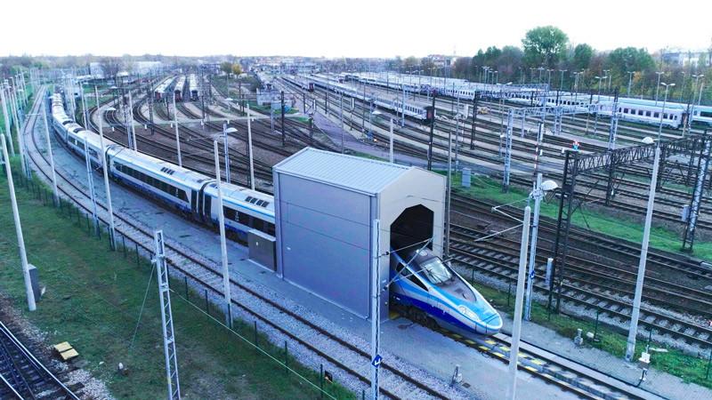 TrainScanner  continental