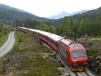 Siemens prépare le tout ERTMS en Norvège