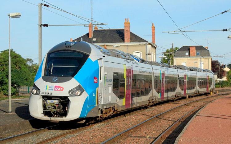 train Pays de la Loire-SNCF