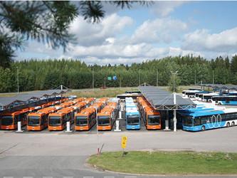 BYD livre 76 eBus en Finlande