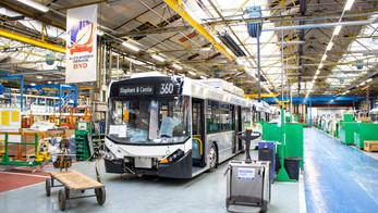 Les bus ADL-BYD désormais construits en Grande-Bretagne