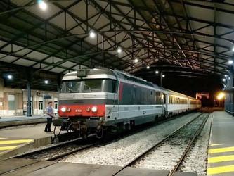 Les trains de nuit au menu de la LOM ?