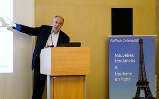 Consommation touristique, e-tourisme : bilan et perspectives