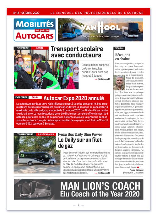 Mobilités Magazine Autocar N°12