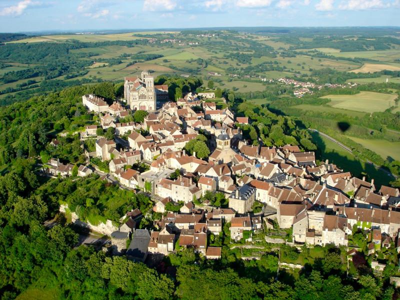 Vézelay - © Stéphanie Wahl