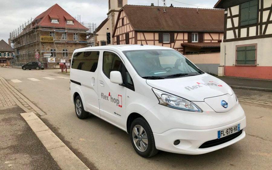 Strasbourg Transport a la demande