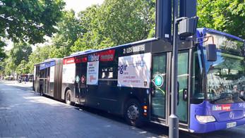 A Tours, 62% des femmes se sentent en sécurité dans les bus et trams