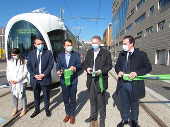 Lyon : les tramways et la piétonisation sont en marche