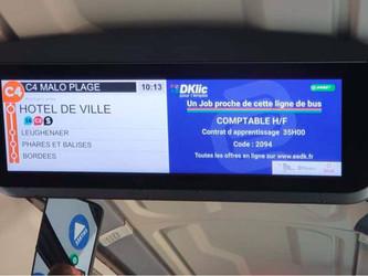 Dunkerque : trouver un job dans le bus