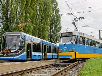 Skoda prend pied sur les rails allemands