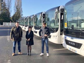 Linevia s'équipe en MAN Lion's Intercity