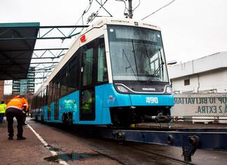 Un tout nouveau Flexity pour les tramways de Göteborg