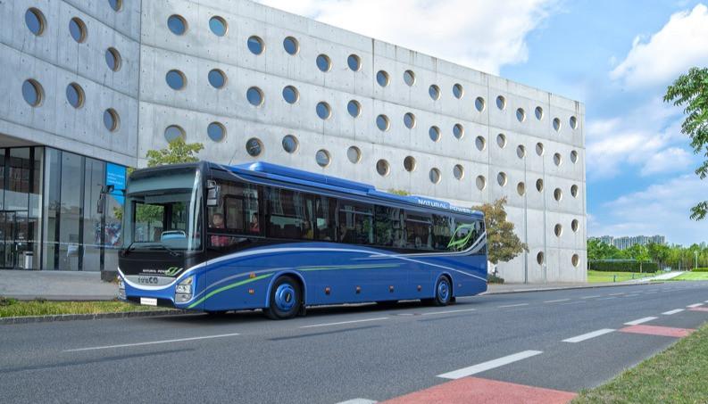 bus Heuliez-Iveco