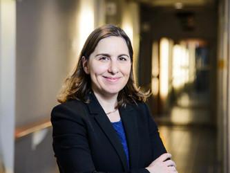 Patricia Blanc, présidente du conseil d'administration du Cerema