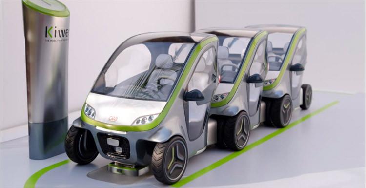 Kiwee quadricycles électriques