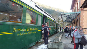 5,5 M€ pour le Tramway du Mont-Blanc