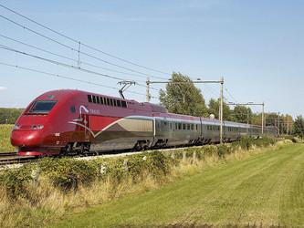 En 2017, Thalys  passe le cap des sept millions de voyageurs