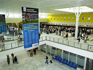 Aéroport de Bordeaux : six millions de passagers en 2017