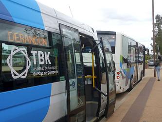 Quimperlé retient RATP Dev pour le réseau de bus TBK