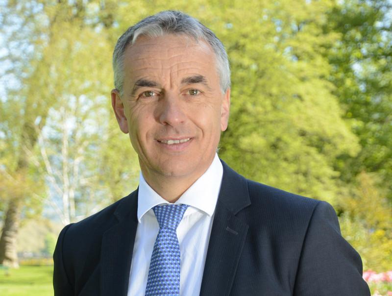 Jean-Luc Rigaut, le président de l'association.