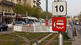 Deux lignes en chantier à Angers