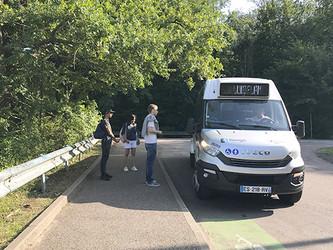 Padam Mobility s'étend en Ile-de-France