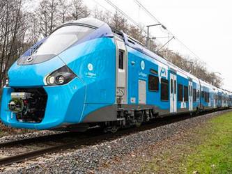 Alstom livre les premières rames de Coradia Polyvalent à Auvergne-Rhône-Alpes