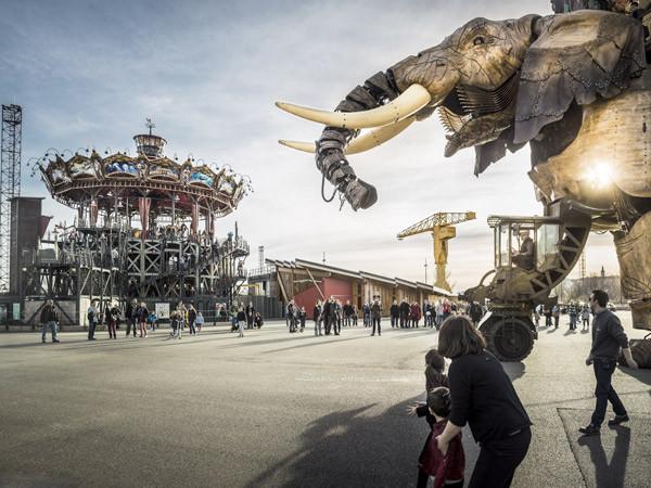 Les Machines de l'île © Franck Tomps.