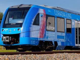 Le Coradia iLint d'Alstom circule en France