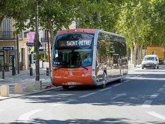 Aix-en-Provence : l'Aixpress entre en service