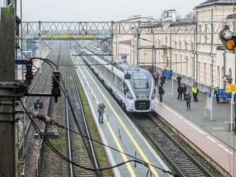 Les Chinois s'installent dans la réalisation de Rail Baltica