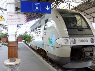 Bordeaux-Bergerac, une ligne comme neuve