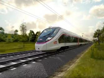 CAF construira les nouvelles rames Inter-Cités de la SNCF