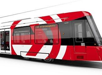 Cologne commande 64 trams à Alstom et Kiepe Electric