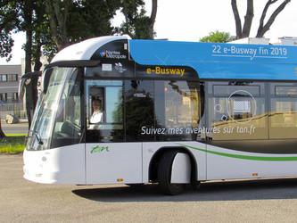Bus électriques : Nantes s'inspire de Genève