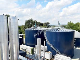 Château-Gontier se lance dans le biogaz