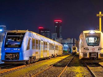 Coup de pouce européen pour le train à hydrogène aux Pays-Bas