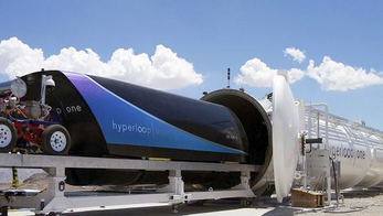 Hyperloop signe un accord en Ukraine