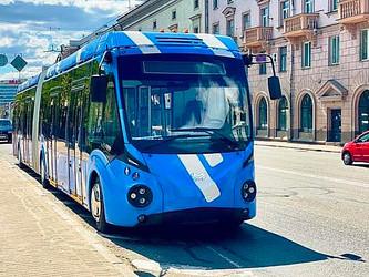 Sarajevo achète des trolleys biélorusses avec des crédits européens