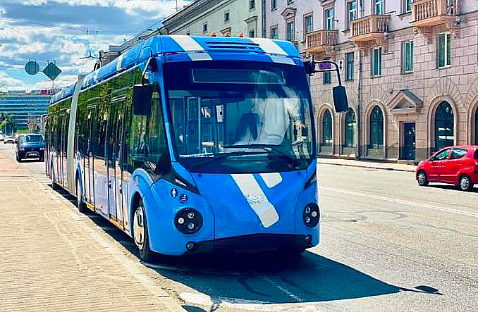 Sarajevo achète des trolleys biélorusses