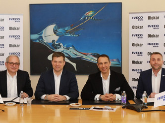 Accord industriel entre Iveco Bus et Otokar