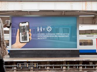 ViiBE déploie sa vidéo assistance à la RATP
