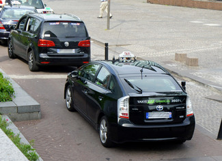 Le taxis G7 s'adaptent aussi