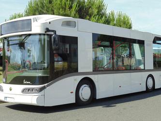 Un Safra Businova hybride GNV pour Grenoble