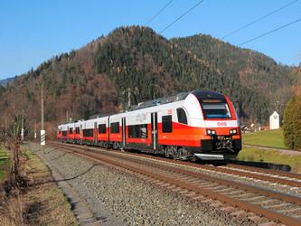 Investissements XXL et tout électrique pour le réseau ferré autrichien