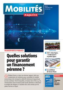 Mobilités Magazine n°51