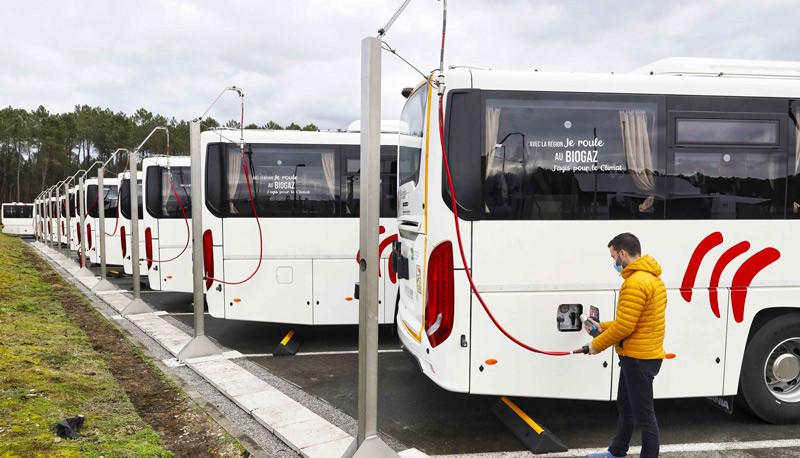 Autocar Poitiers