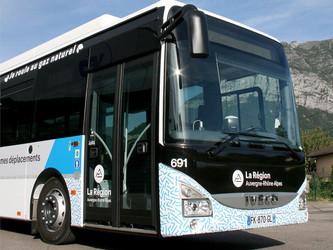 Philibert Transport investit dans deux Crossway GNV